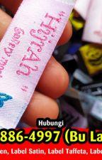 CEPAT 087838864997 (B. Latifiyah) Label Hang Tag Fashion by labelbanjarmasin86