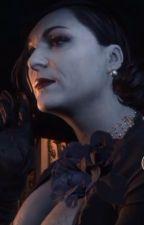 Lady Dimitrescu x female reader by bgmllr