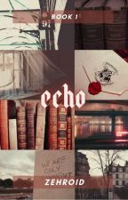 Echo (Harry Potters' Sister + Book 1) by lord_voldy_mort