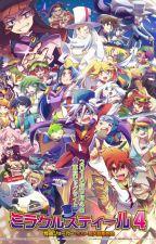 Kaitou Joker Randomness by WhiteThunder0