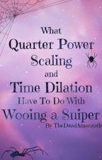 Deceleration (Sigma x Widowmaker Fluff) by TheDeadAmaranth