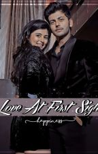 Love At First Sight ( Abhisha ) by reya_writes