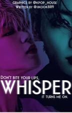 Whisper//Jikook ✓ by jikook889