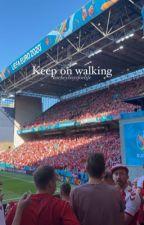 keep on walking | k.s by mikkeldamsrespect