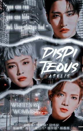 Dispiteous: Atelís | ATEEZ by wommist
