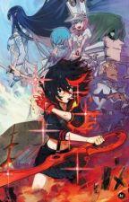 Kill La Kill X Op Male Samurai reader: Kill with the blade of a Samurai  by JustyTurner
