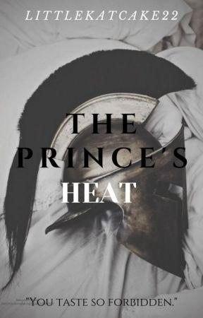 The Prince's Heat (MXM) by LittleKatcake22