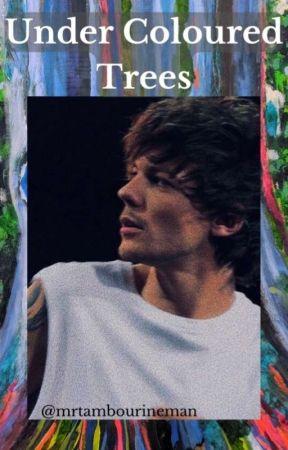 Under coloured trees || Larry Stylinson by mrtambourineman