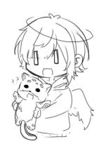 Kazu Random ArtBook by NazuKasaP
