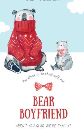 Bear Boyfriend by Arbayahs