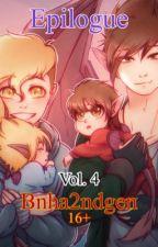 Bnha2ndgen Vol. 4 | Epilogue | 16+  by Grenadier_Boom