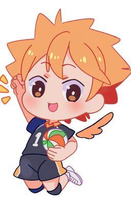 (Allhina) Tinh linh nhỏ của Haikyuu !!