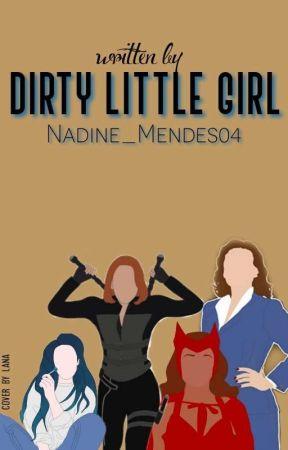 Dirty little girl (Marvel girls)  by Nadine_Mendes04