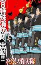 Fire Force x Male Reader: Hellflame Incarnation by Ryo6727