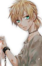 """""""Loving you 'till the end"""" Len Kagamine x reader oneshot by AdriBleh"""