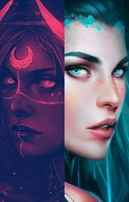 Angel Stone: A Uriana (Marvel) by Udroms_MV