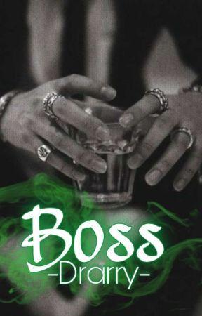 Boss - Drarry  by FernandaReall