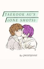 Taekook in different universe by QWERTYJINNIE