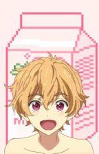 Strawberry milk girl. (Nagisaxreader) by remaad0625