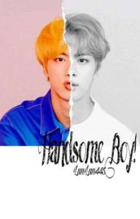 Handsome Boy! by LunLun445