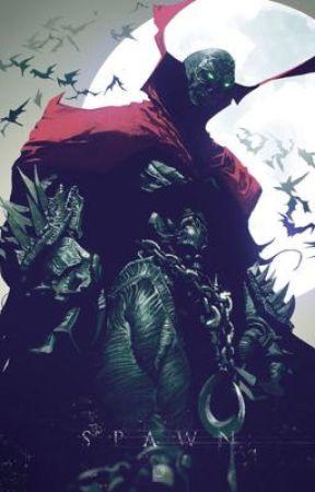 The hellspawn (spawn X demon slayer) by Darkoverlord204