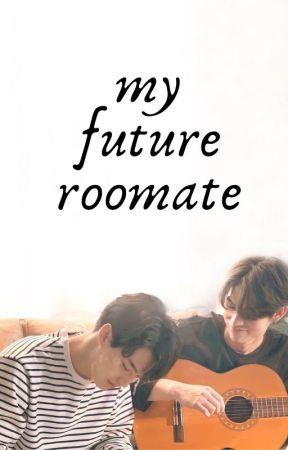 my future roommate by ionlyseedaylight