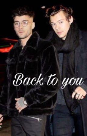 Back to you by tanvijoglekar23