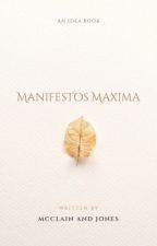 Manifestos Maxima: The Inspiration Jar by Quicco