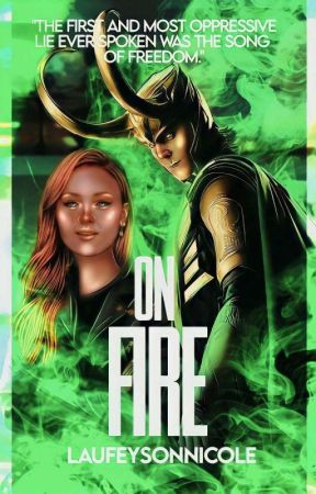 On Fire  by laufeyson_nicole
