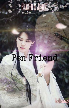 Pen Friend |Park Jimin by hellomaple