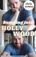 bumping into hollywood | chris evans by extraordinharry94