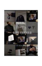 Best friend 2 | lee haechan by Ivy_EN