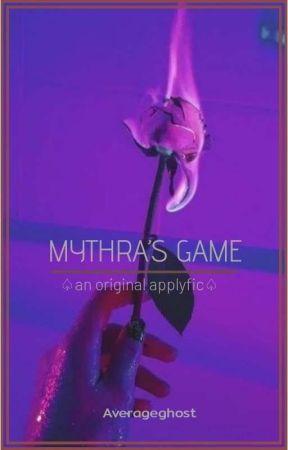 MYTHRA'S GAME ➺ a fantasy mystery applyfic {OPEN} by Averageghost