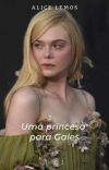 Uma Princesa para Gales cover