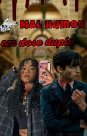 Mal humor em dose dupla- Five hargreeves by mepoupe2008