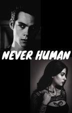 Never Human by werewolf7745