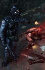 Rwby x Killing floor: life is hell  by Tophatarmyboy