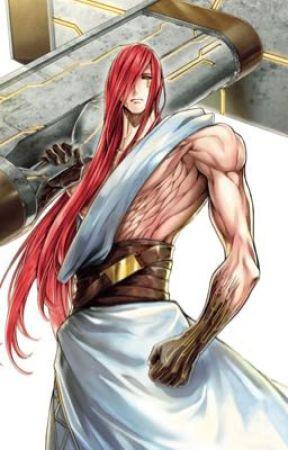 Izuku, the God Of Thunder  by Dat-Boi-Eraser