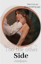 too the other side ~  JJ MAYBANK X F OC by malfoyfilmz