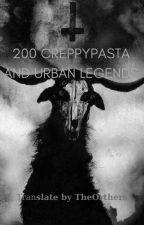 200 Creepypasta and Urban Legends bởi TheOrthers