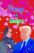 trump x snape (EMOTIONAL)🥺🥺🥺🥺🥺🥺 by helioembers-
