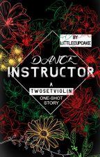 Dance Instructor - TSV by LittleCupcakedotcom