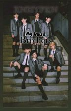 My Weird Brothers . ENHYPEN by PP_1410