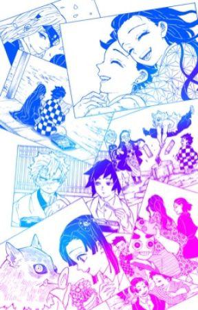 KNY Oneshot book ig 😕🤞 by Nagitossunshine
