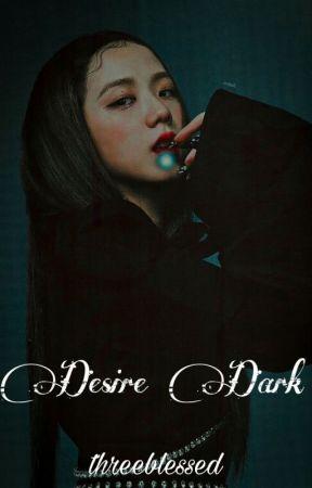 Desire Dark - Harry Potter by threeblessed