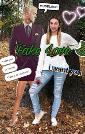 Fake Love-Carson Gagne x Draco Malfoy by moreausgaffney