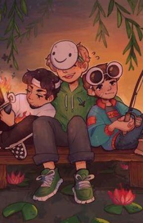 Dsmp!Camp au by WholesomeSnek
