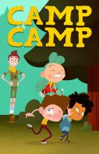 Camp Camp x Male Reader by Yaboiwriting