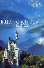 little french boy. ➵ lashton ✔ by twaterpillar
