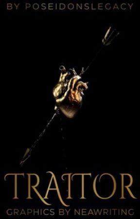 TRAITOR [ FRED WEASLEY ] by poseidonslegacy